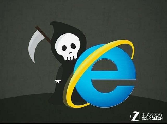 IE浏览器用户的悲哀 又曝bug却无人管