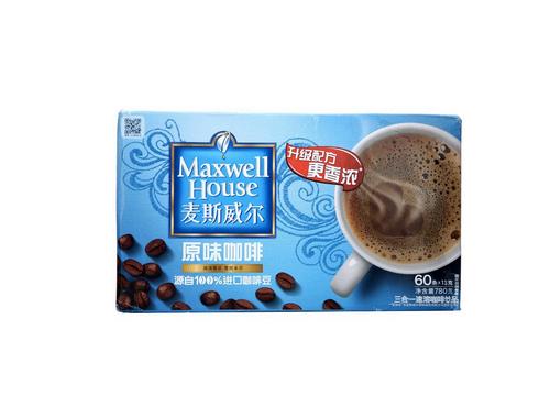 移动端:Maxwell 麦斯威尔 三合一原味咖啡13g*60条