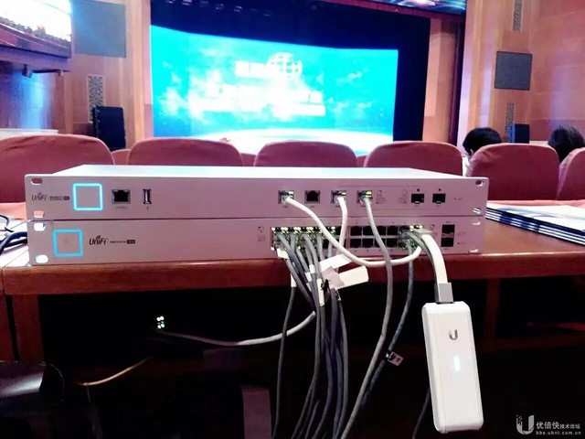 UBNT UniFi 为第二届天津互联网大会提供网络支持