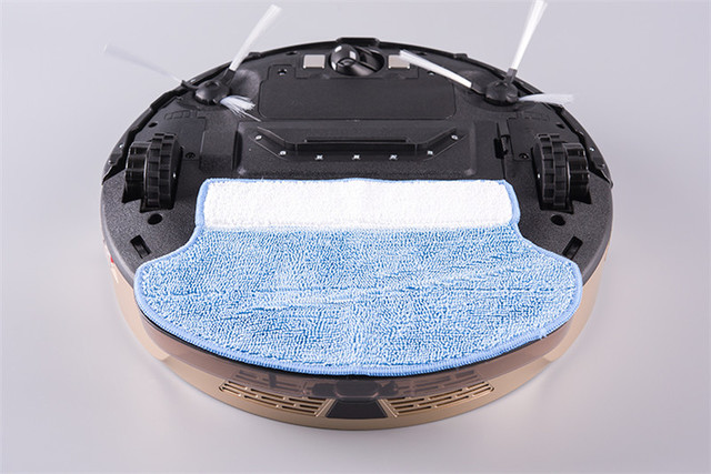 定位导航扫地机器人—Proscenic780TS