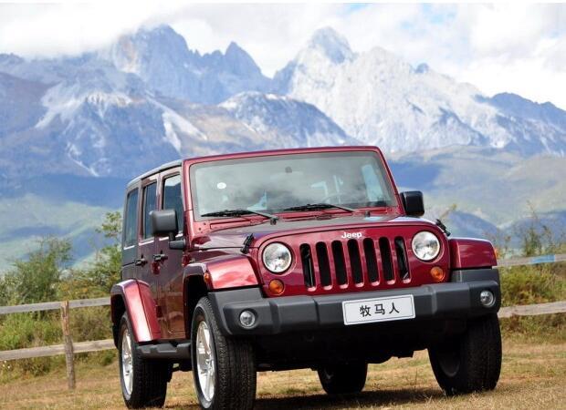 安全气囊问题 部分Jeep牧马人车型召回