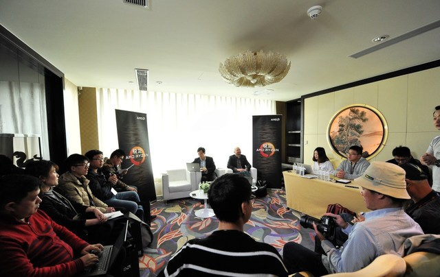 专访AMD全球副总裁Scott,VEGA值得期待