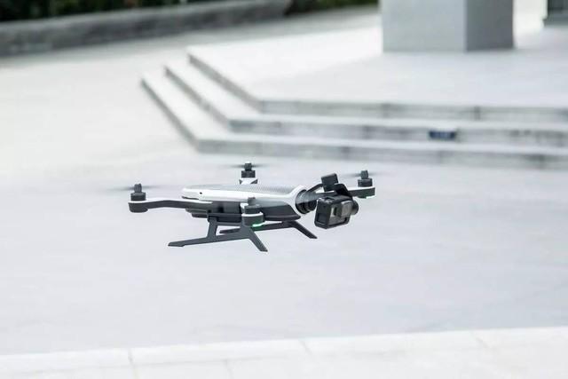 美消费级无人机销量排名 GoPro竟进前三