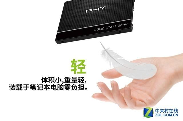 读写更可靠!PNY CS900新固盘畅快上市