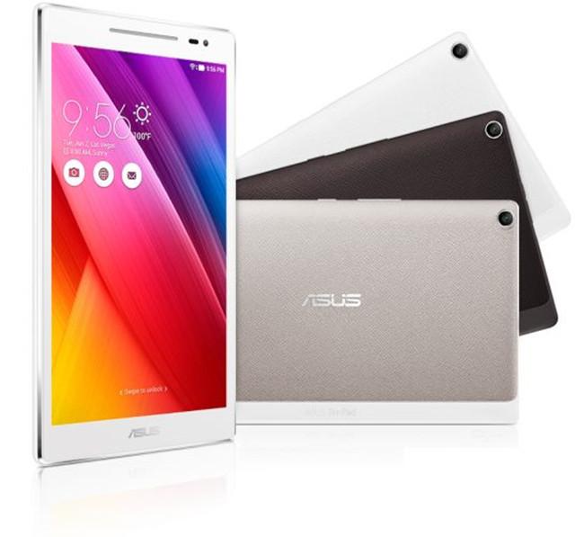 华硕推ZenPad新品:8英寸+10英寸双版本