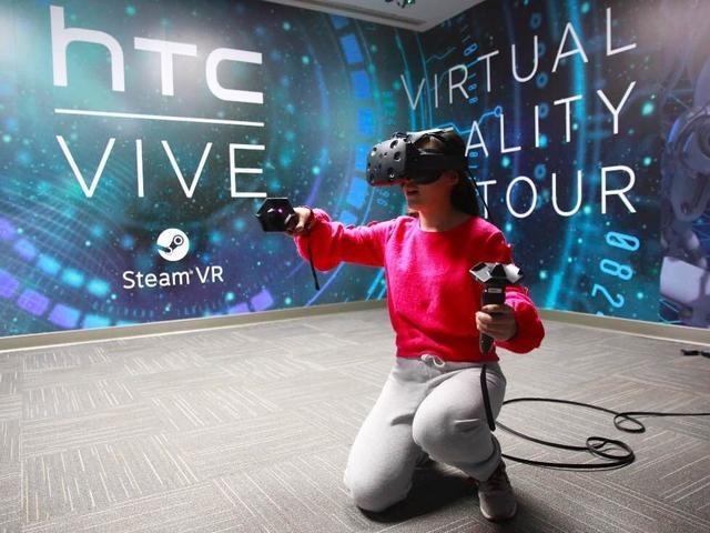 高盛:HTC日后可凭VR成为新的苹果