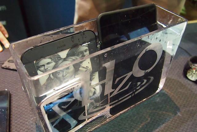 20年后将成标配 解读手机防水背后故事