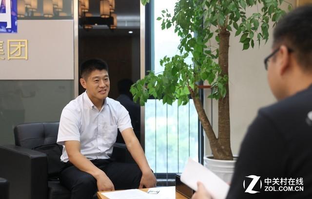 访四季沐歌杨斌:放低姿态 大厨电必有大未来