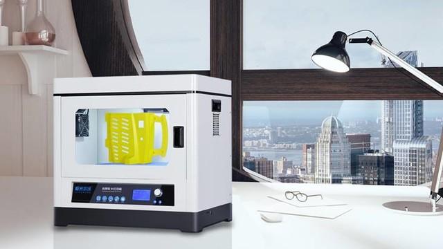 极光尔沃3D打印机助力中职教育事业