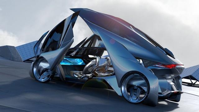 2015年最炫酷的十辆概念汽车大盘点