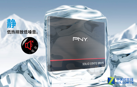 节能省电高效 PNY CS1311固态硬盘问世