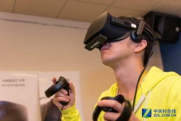 VR成人游戏将连结人工嗅觉设备:各种味道都有