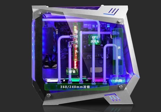 装上1080Ti的银狐主机 游戏性能提升35%