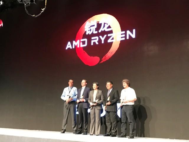 技嘉携AM4主板新品参加AMD创新技术峰会