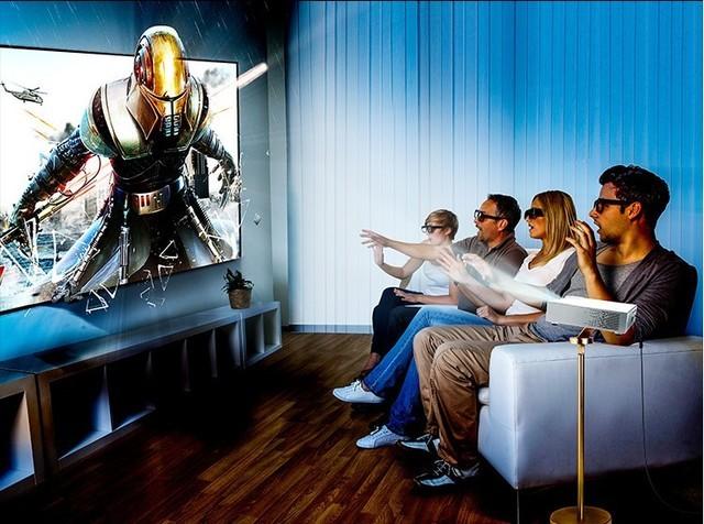 神画大威触控投影靠什么赢得消费者认可?