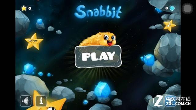 该游戏图标十分萌,与一般贪吃蛇的主角不同,其长着一张可爱大眼猫