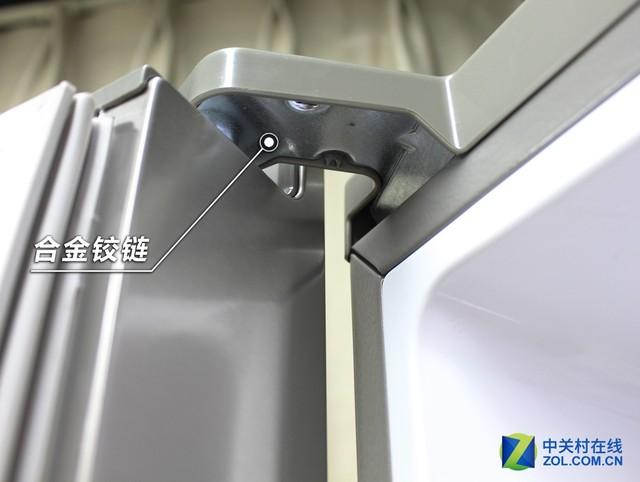 抗菌过滤健康存鲜 LG对开门冰箱深度评测