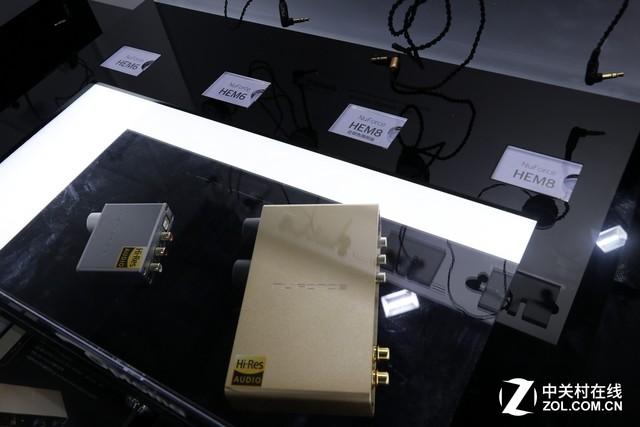 发烧小众颜值更高CES Asia NuForce展台