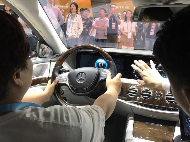 当梦想照进现实 未来汽车CES Asia来剧透