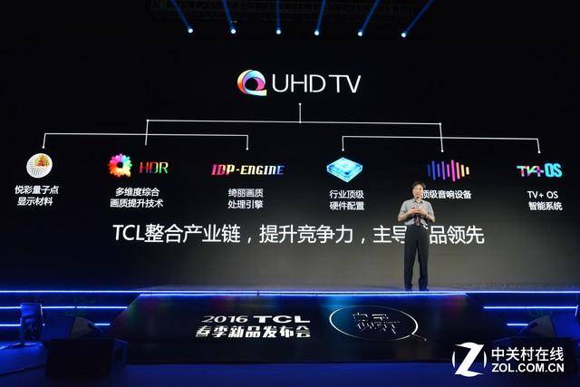 创新技术杀出重围 TCL QUHD TV厚积薄发