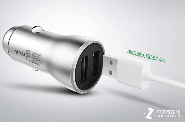 随时能充电!四款热销车载USB充电器推荐
