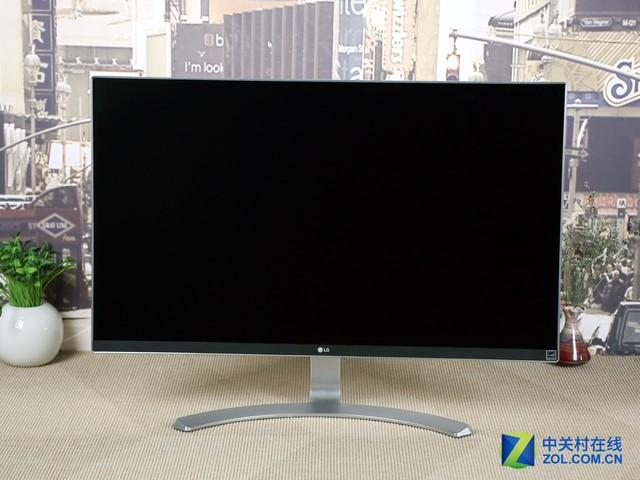 专业级什么样 LG高端4K窄边框液晶评测