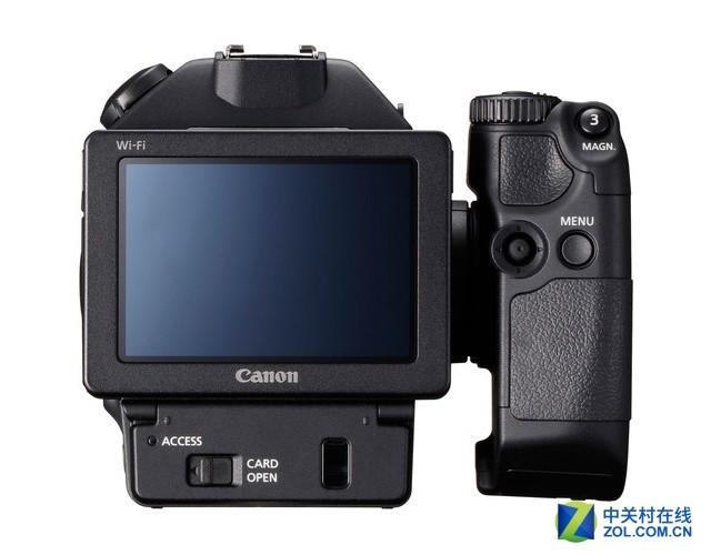 便携式4K专业机 佳能发布XC15摄像机