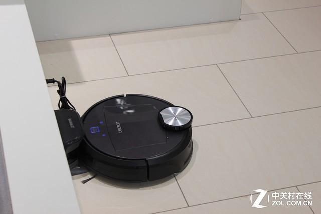 从IFA看吸尘器发展趋势:高端化 智能化