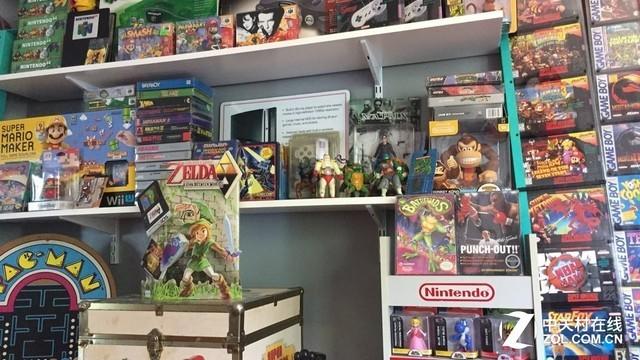10年收藏750张任天堂游戏 最终13万卖出