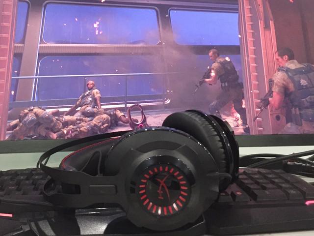 好耳机有什么作用?HyperX Cloud黑鹰耳机