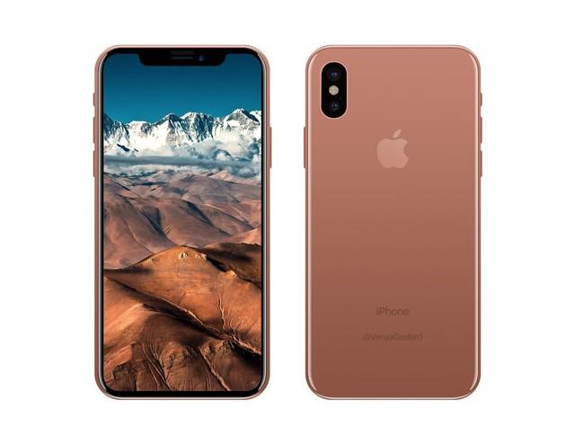 """传iPhone8""""革命性""""前置镜头和3D感应器"""
