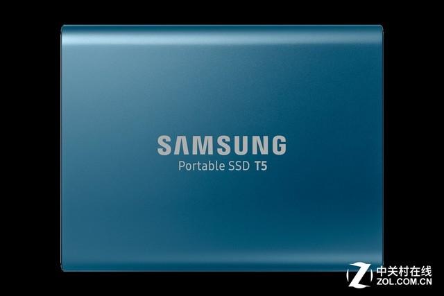 速度至上 三星移动SSD T5正式发布!