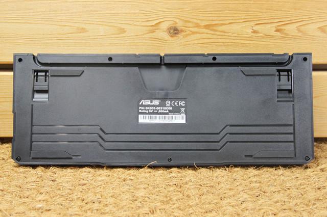 超高性价比 华硕M801机械键盘强势来袭