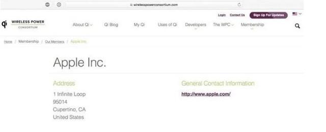 苹果承认啦 iPhone 将支持无线充电