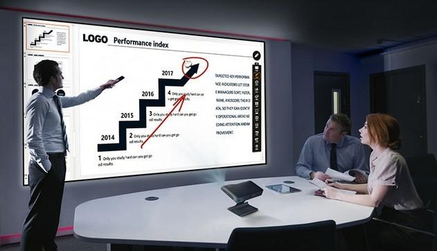 神画TT触控投影正改变消费者对投影仪的认知