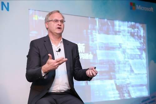 微软Azure为云时代的企业创新保驾护航