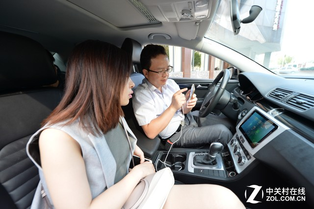 车载中控替代手机?IPDA智能车脑宣布