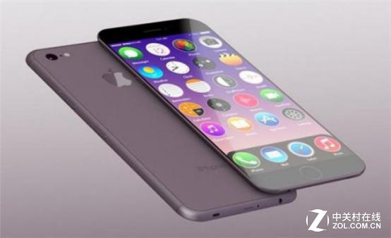 iPhone7配置大曝光 A10处理器取消Home键