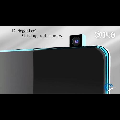 小米MIX2概念渲染视频曝光:镜头可翻转