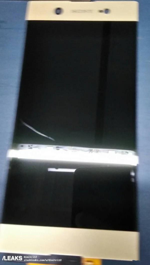 曲面屏?索尼新版Xperia XZ手机曝光