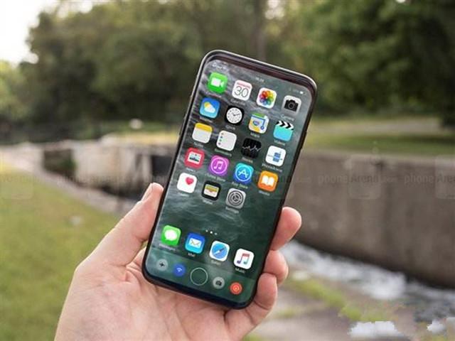 传iPhone8将采用水滴设计:致敬初代iPhone