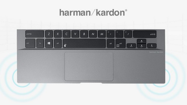 时尚有型 华硕灵珑微边框笔记电脑本轻装办公
