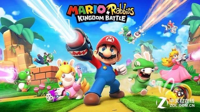 育碧将在ChinaJoy现场演示《马里奥+疯兔 王国之战》