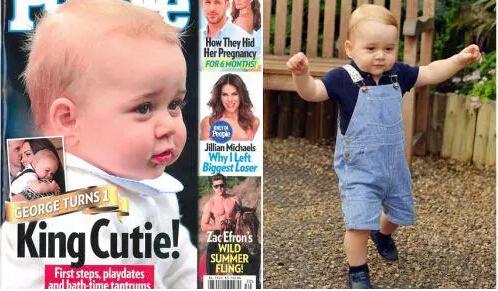 各国王室宝宝大比拼