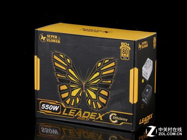 全模组金牌电源 振华Leadex G 550评测