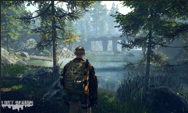 生存游戏《失落地带》公布 开放世界