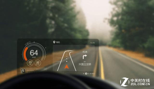 车载显示需求激增 占据面板市场第三位