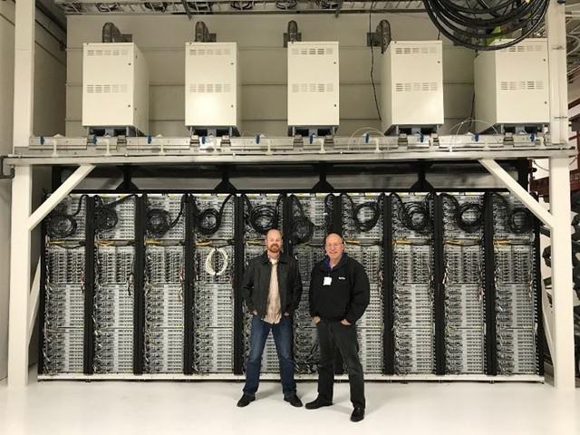 微软数据中心黑科技:竟然靠天然气驱动