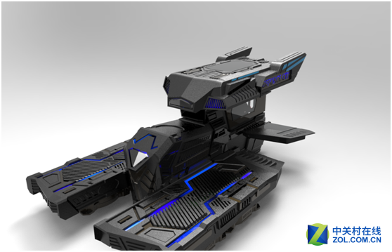 星舰 龙堂/这台MOD主机采用了英特尔全新架构的六代酷睿i7/6700K处理器、...