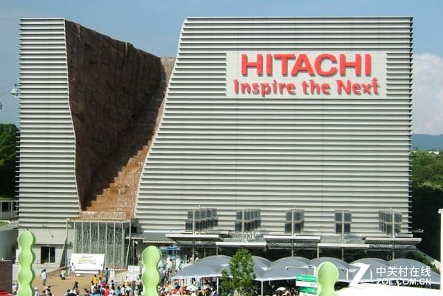 日本制造巨头日立正在重组 专注物联网